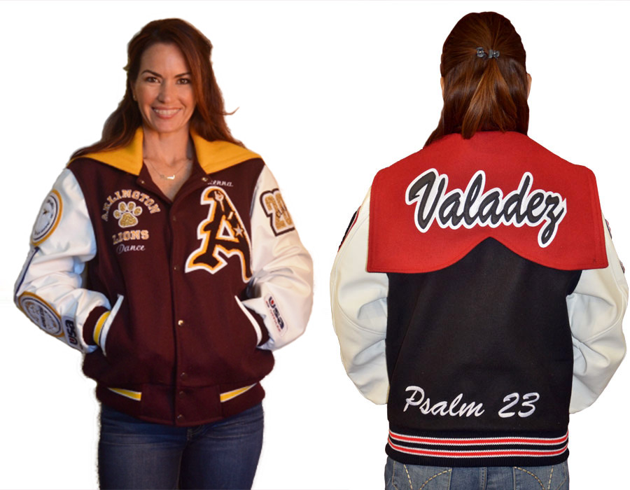Jackets - JL Varisty Jackets and Patches