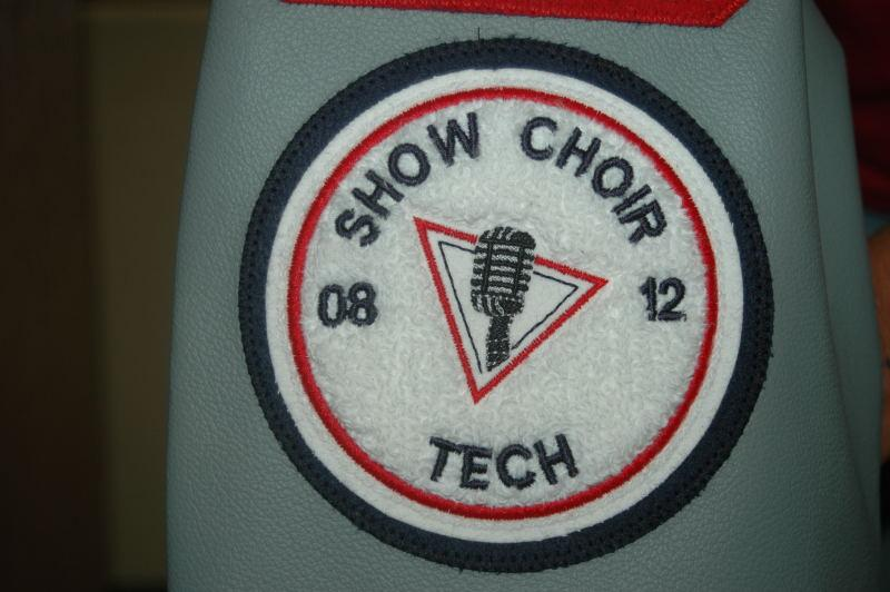Custom patch.